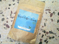 Cosmetology Lover: Review: Royal Coffee Scrub by Naturelle Cosmetics