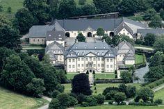 Schloss und Gut Körtlinghausen, Nordrhein-Westfalen.