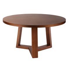 """Original Tan/Garbarino """"TRIPOD"""" Dining Table by James Tan & Luigi Garbarino - Matt Blatt"""