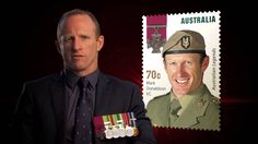 "Legends Stamp Issue: Mark Donaldson VC. ""This is not just about me, it's about my family, my friends, my mates back in my unit and their friends and families back home waiting too."" – Mark Donaldson VC View the Legends range here: http://auspo.st/1DvtFmW #stampcollecting"