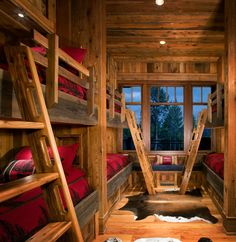 Traditional Home Cabin ideas Design Ideas, Pictures, Remodel and Decor Love this idea,