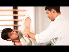 How to Do Shomen, Yokomen & Tsuki | Aikido Lessons - YouTube