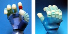 Ongoing 3D Printed Robot Hand Project Deserves a Big Hand http://3dprint.com/44404/3d-printed-robot-hand-project/