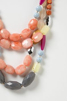 Figli Layer Necklace #anthropologie