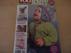 Step By Step Instructions, Baby Knitting, Trendy Outfits, Magazines, Pattern, Fashion Clothes, Journals, Patterns, Baby Knits