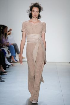 Jonathan Simkhai Spring/Summer 2018 Ready To Wear | British Vogue