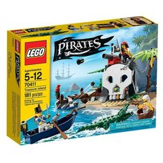 Buy LEGO Treasure Islandfor R399.00
