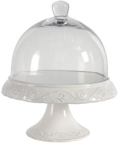 cake plate with glass dome more cake plates stands cake stands ...