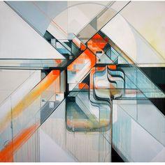 Triangulation of a bright, westerly transition / by Kofie One aka Augustine Kofie