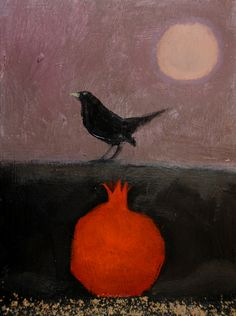 The Violet Edged Moon by Catherine Hyde