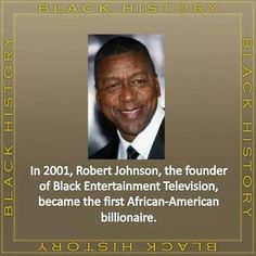 Robert Johnson, BET Billionaire