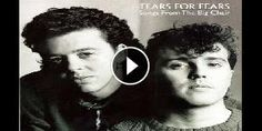 """Tears for Fears - """"Everybody wants to rule the world"""" - 1985 #TearsforFears  #Everybodywantstoruletheworld #music80"""