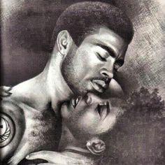 Zwarte sex Art Fotos