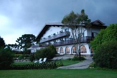 5 Star hotel in Campos do Jordao, Brazil with rooms from just $300!