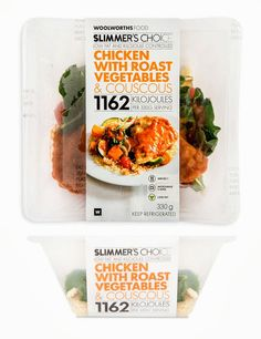 Slimmer's Choice on Packaging of the World - Creative Package Design Gallery