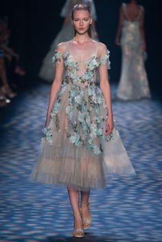 Marchesa New York Spring/Summer 2017 Ready-To-Wear | British Vogue