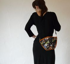 BAG.berry - a small and precious bag realized in natural fabric