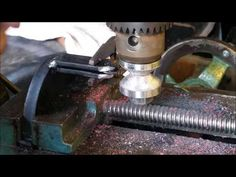 HOMEMADE WIRE STRIPPER ATTACHMENT FOR MILL DRILL VERSION 1 - YouTube