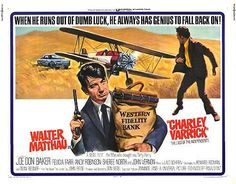"""Charley Varrick"" by Don SIegel (août 2013)"