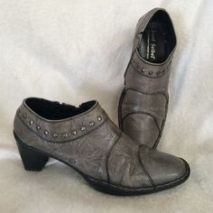 Josef Seibel ankle boots Like new boots, hardly worn. Super soft. Beautifully well made boots. Josef Seibel Shoes Ankle Boots & Booties
