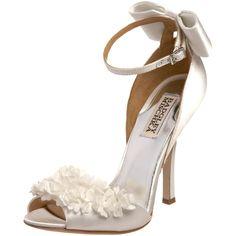 Beautiful Badgley Mischka shoes :)