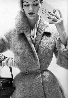 Fashion Photo by Richard Avedon, 1966. #AllAccessKors