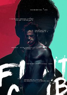 Fight Club by Tibor Lovas