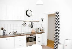 new nordic ♥ ferm living kitchen