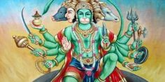 Panchmukhi Hanuman: Everything You Need to Know About this Incarnation of the Monkey God