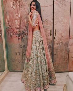 Need to know about quality Elegant Indian Saree also products such as Elegant Saree and Bollywood if so then Click visit link for more details indianfashion Indian Wedding Outfits, Pakistani Outfits, Indian Outfits, Indian Weddings, Bridal Lehenga, Lehenga Choli, Anarkali, Sabyasachi Lehengas, Manish Malhotra Bridal