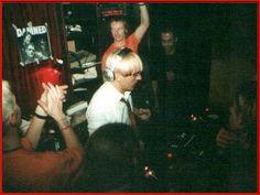 DJ Hell, Sven Vath, Club Villa, December 2000