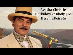 David Suchet as Hercule Poirot. I promise you, this gentleman is the only person in the world, who has grown THINNER and MORE HANDSOME with age - agree Hercule Poirot, Agatha Christie's Poirot, Death In The Clouds, Death On The Nile, Masterpiece Mystery, Masterpiece Theater, Labors Of Hercules, Crime, Hollywood Scenes