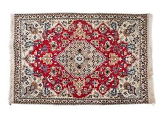 (11DA) A Persian Rug n\A Persian Rug Decorative Arts > / MAD on Collections - Browse and find over 10,000 categories of collectables from around the world - antiques, stamps, coins, memorabilia, art, bottles, jewellery, furniture, medals, toys and more at madoncollections.com. Free to view - Free to Register - Visit today. #Rugs #Carpets #Textiles #MADonCollections #MADonC