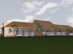 Lahr /  Loft-Wohnung 90 qm / , 270.000,- €,  in den ehemaligen Pferdeställen der kaiserlichen Armee. Frohe Weihnachten! :-)