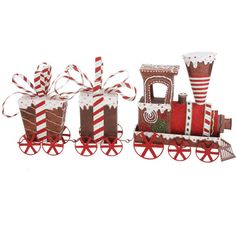 RAZ Imports 30 inch Candy Train shelleybhomeandholiday.com