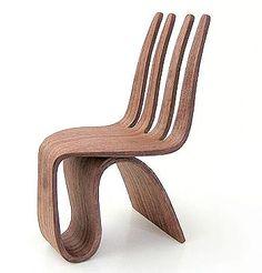 cadeira diferente.