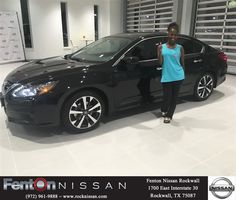 Fenton Nissan of Rockwall Customer Review  I couldn't have asked for a better sales rep! David went above and beyond to accommodate my needs. Im truly appreciative of his honesty and ability to close a good deal. Thanks Nissan!  Brittany, http://deliverymaxx.com/DealerReviews.aspx?DealerCode=V432&ReviewId=48651  #Review #DeliveryMAXX #FentonNissanofRockwall