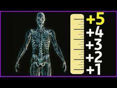10 способов увеличить свой рост в любом возрасте - Как стать выше ростом на 5 сантиметров - YouTube