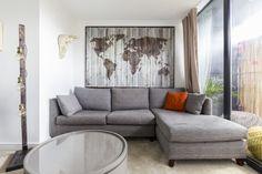 Bari ausziehbares Eckschlafsofa (Récamière rechts) mit Stauraum und Memory Foam Matratze ► Entdecke moderne Designmöbel jetzt bei MADE.