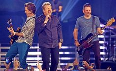 Jay DeMarcus, Joe Don Rooney, and Gary LeVox are at a new stage of their career.