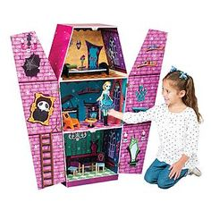 just dreamz haunted hall from kmart