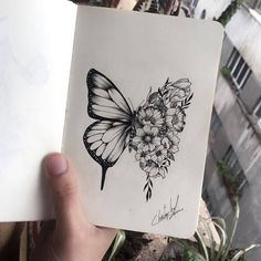 Shawn Mendes gets butterfly tattoo after getting the idea from a fan - Tattoo designs - Mini Tattoos, Flower Tattoos, Body Art Tattoos, Small Tattoos, Sleeve Tattoos, Cool Tattoos, Forearm Tattoos, Tattoos With Flowers, Tatoos