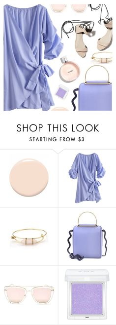 """""""Untitled #3247"""" by deeyanago ❤ liked on Polyvore featuring Christian Dior, 3.1 Phillip Lim, Roksanda, Quay and RMK"""