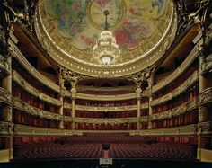 Opera Houses: Large Scale Photos by David Leventi | Inspiration Grid | Design Inspiration