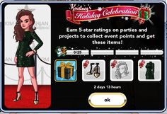 Weekend Events, Star Rating