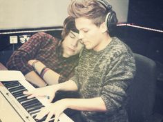 I ship Larry really hard. But I respect Eleanor and the Elounor relationship. But I just have this hope that they really do love each other and will be together openly..I get if that's not your feelings but we all have our opinions. I can see how much they care for each other and signs that Larry is real...it's all just so complicated.