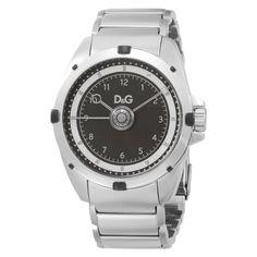 D Dolce & Gabbana Men's DW0608 Chalet Analog « Impulse Clothes