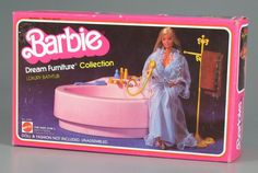 Barbie Dream Furniture Collection Luxury Bath
