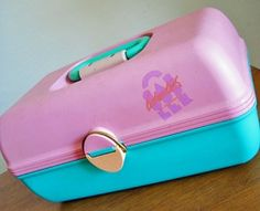 Caboodle...I still have one somewhere...