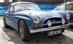 Jensen 541 De Luxe (1957-1959)